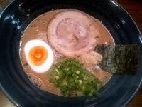 「みそとんこつ(麺硬め)¥780」@とんこつ屋 秀虎の写真