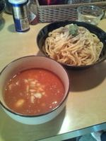 「つけ麺 ロッソ【月・火・金・土】…750円+あとのせボーノ…15」@ajitoの写真