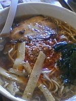 「醤油ラーメンセット」@名菜厨房 やすやの写真