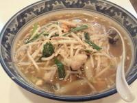 「豆芽麺」@陽華飯店の写真