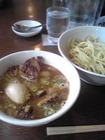 「特製つけ麺¥1000」@TETSU 品川店の写真