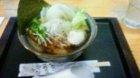 「鳥そば¥700→¥500(クーポン)」@カフェバールナ 麺の部の写真