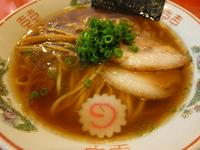 「焼干し醤油そば」@カドヤ食堂 本店の写真