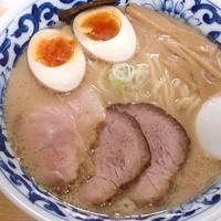 「特製和風豚骨らー麺」@九段 斑鳩 地域 力 宣言 2010の写真