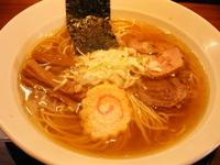 「らーめん(薄口醤油)」@客野製麺所の写真