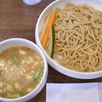 「蟹カレーつけ麺」@づゅる麺 AOYAMAの写真