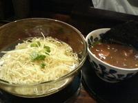 「サワヤカジョニー(しょう油つけ麺)」@らー麺屋 バリバリジョニーの写真