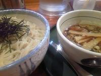 「和風つけ麺 (中盛) 890¥」@らぁめん 夢屋台 尼崎店の写真