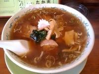 「チャーシューメン」@キッチン たか志の写真