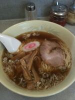 「ラーメン ¥500」@中華 飛竜の写真