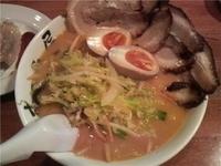 「味噌タンメン+チャーシュー+味玉+餃子」@らーめん むつみ屋 東松山支店の写真