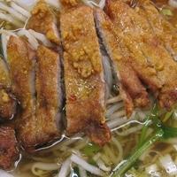 「チャップそば 大肉麺 800円」@上海料理 弘華飯店の写真