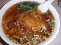 「排骨麺(950円)」@中国料理 東園の写真