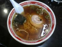 「中華らーめん」@みよし食堂の写真