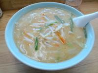 「みそ野菜ラーメン(ニンニク入り)750円」@山久ラーメンの写真