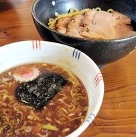 「チャーシューつけ麺」@麺屋 渡来人(Try-Jin)の写真