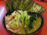 「ラーメン+野菜畑+ノリ」@環2家の写真