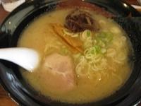 「醤油ラーメン(トンコツ)&ランチセット豚丼780円」@一代元 黒磯店の写真