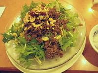 「辣雞涼麺」@銘菜館の写真