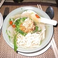 「ミャンマー麺」@カラウェイの写真