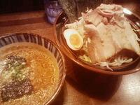 「ゴリ特製味噌つけ麺」@ゴリラーメンの写真