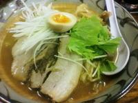 「豚トロ味噌ラーメン850円」@麺'sクラブ 石下店の写真