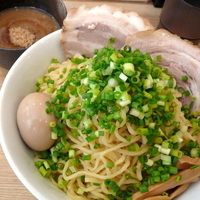 「つけ麺 800円 + 大盛 100円 + 味玉」@らぁめん  丸の写真