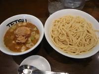 「味玉つけめん850円+大盛り100円」@TETSU 品川店の写真