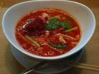 「トマト麺Chill」@トマト麺 Vegieの写真