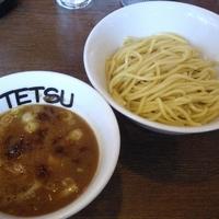 「つけめん 750円」@TETSU 品川店の写真