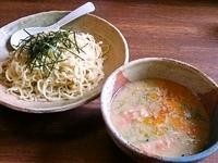 「江戸前味噌つけ麺」@味噌屋 門左衛門の写真