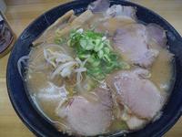 「チャーシューメン並(780円)」@ラーメン 横綱 高槻店の写真