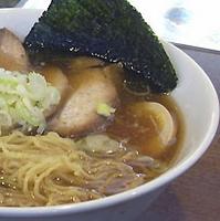 「醤油らーめん、チャーシュー増、大盛」@麺屋 宮坂商店の写真