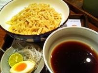「塩ざるそば<限定>」@麺道 しゅはり 六甲道本店の写真