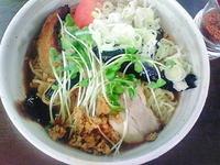 「冷やし坦々麺¥830」@東海パーキングエリア下り スナックコーナーの写真