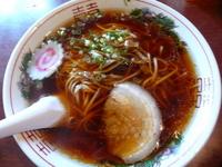 「ラーメン¥450」@関所食堂の写真