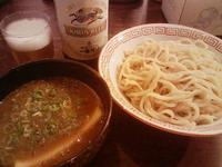 「南蛮えびつけ麺」@濃厚中華そば・つけ麺 なおじの写真