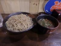 「魚介つけ麺大盛り950円+雑炊セット」@たい風 本店の写真