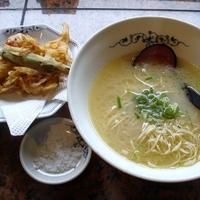 「【平日限定20食】特製鶏白湯塩拉麺 850円」@麺処 じゅげむの写真