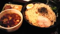 「坦々つけ麺・大盛り無料(800円?)」@ラーメン創房 玄 天王洲アイル店の写真
