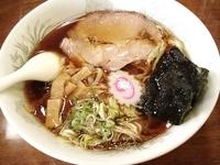 「ラーメン (¥650)」@自家製手打ち白河ラーメン 麺家の写真