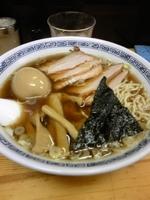 「味玉チャーシュー麺」@中華そば・つけめん 甲斐の写真