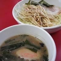 「ネギつけ麺」@ラーメンショップ 水代本店の写真