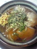 「ラーメン(1食あたり¥700)」@本家第一旭 たかばし本店の写真