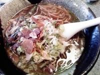 「状元の台湾ラーメン」@中国菜館 状元の写真