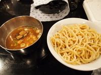 「白ゴマ担々つけ麺(大盛)」@つけ麺・ラーメン カガミハラ55の写真