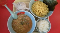 「つけ麺 味噌」@山岡家 東松山店の写真