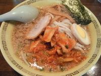 「キムチ麺 (細麺)」@江川亭 調布店の写真