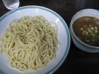 「つけめん780円」@らー麺 つるやの写真