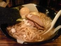 「煮干ラーメン 麺追加200g(100円)」@すごい煮干ラーメン凪 新宿ゴールデン街店 本館の写真